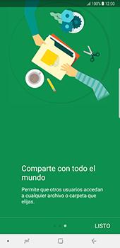 Descargar contenido de la nube - Samsung Galaxy Note 8 - Passo 7