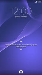 Bloqueo de la pantalla - Sony Xperia E3 D2203 - Passo 4