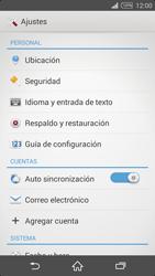 Desbloqueo del equipo por medio del patrón - Sony Xperia Z2 D6503 - Passo 4