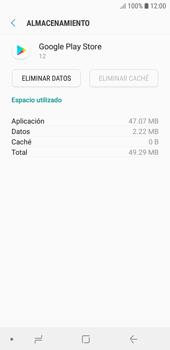 Limpieza de aplicación - Samsung J6 - Passo 7