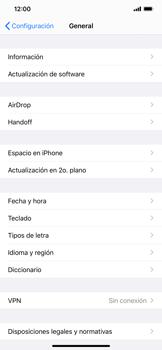 Actualiza el software del equipo - Apple iPhone 11 - Passo 5