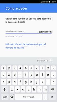 Crea una cuenta - Samsung Galaxy A7 2017 - A720 - Passo 9
