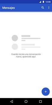 Envía fotos, videos y audio por mensaje de texto - Motorola Moto G6 Play - Passo 3