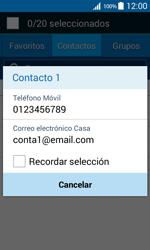 Envía fotos, videos y audio por mensaje de texto - Samsung Galaxy Core Prime - G360 - Passo 6