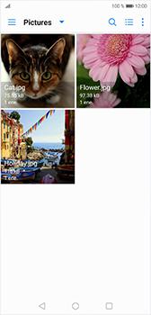 Envía fotos, videos y audio por mensaje de texto - Huawei P20 - Passo 14