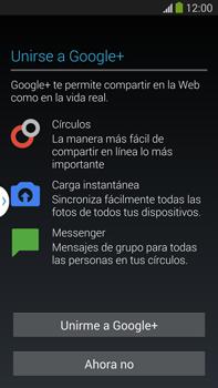 Crea una cuenta - Samsung Galaxy Note Neo III - N7505 - Passo 12
