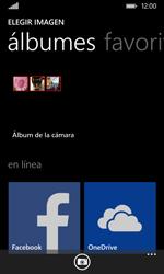 Envía fotos, videos y audio por mensaje de texto - Nokia Lumia 530 - Passo 9