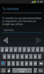 Crea una cuenta - Samsung Galaxy Trend Plus S7580 - Passo 4