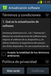 Actualiza el software del equipo - Samsung Galaxy Fame GT - S6810 - Passo 8