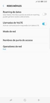 Configura el Internet - Samsung Galaxy S8+ - Passo 8