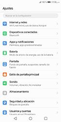 Desactivación límite de datos móviles - Huawei Y5 2018 - Passo 3