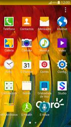 Transferir fotos vía Bluetooth - Samsung Galaxy Alpha - G850 - Passo 3