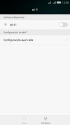 Configura el WiFi - Huawei G Play Mini - Passo 4