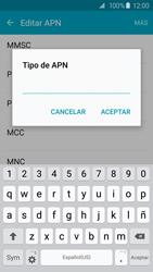 Configura el Internet - Samsung Galaxy S6 Edge - G925 - Passo 13