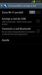 Comparte la conexión de datos con una PC - Samsung Galaxy S 3  GT - I9300 - Passo 7