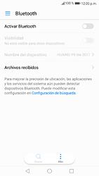 Conecta con otro dispositivo Bluetooth - Huawei P9 Lite 2017 - Passo 4