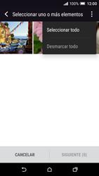 Transferir fotos vía Bluetooth - HTC One A9 - Passo 10
