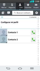 ¿Tu equipo puede copiar contactos a la SIM card? - LG G2 - Passo 4
