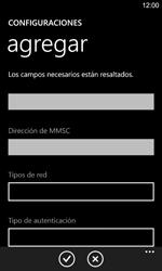 Configura el Internet - Nokia Lumia 925 - Passo 18