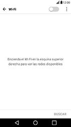 Configura el WiFi - LG X Power - Passo 5