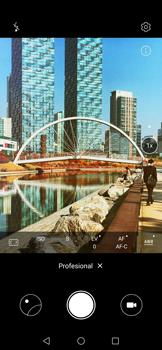 Modo profesional - Huawei Nova 5T - Passo 11