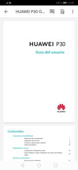 Descargar contenido de la nube - Huawei P30 - Passo 10