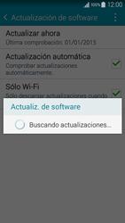 Actualiza el software del equipo - Samsung Galaxy A3 - A300M - Passo 9