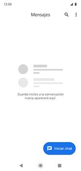 Envía fotos, videos y audio por mensaje de texto - Motorola Moto G7 Plus - Passo 3