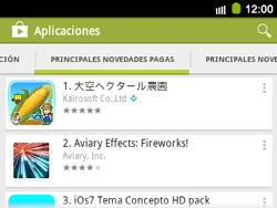 Instala las aplicaciones - Samsung Galaxy Y Pro GT - B5510 - Passo 9