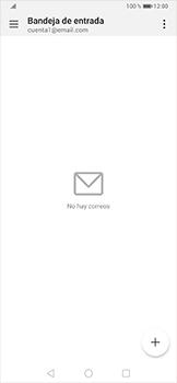 Cómo enviar un correo electrónico - Huawei P30 Pro - Passo 4