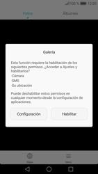 Transferir fotos vía Bluetooth - Huawei P9 - Passo 3