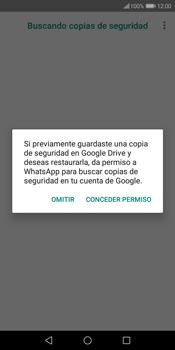 Configuración de Whatsapp - Huawei Y7 (2018) - Passo 12