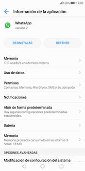 Desinstalar aplicaciones - Huawei Mate 10 Pro - Passo 5