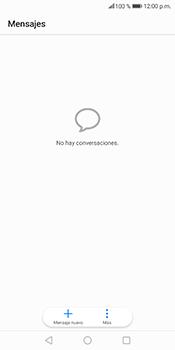 Envía fotos, videos y audio por mensaje de texto - Huawei Mate 10 Lite - Passo 2