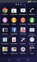 Configura el hotspot móvil - Sony Xperia E1 D2005 - Passo 3