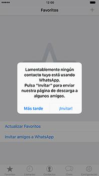 Configuración de Whatsapp - Apple iPhone 7 Plus - Passo 13