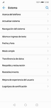 Actualiza el software del equipo - Huawei P20 Lite - Passo 5