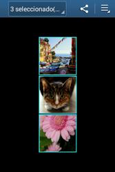 Transferir fotos vía Bluetooth - Samsung Galaxy Fame GT - S6810 - Passo 8