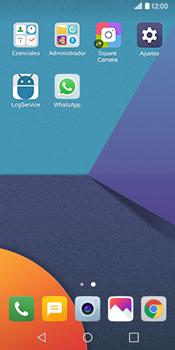 Configuración de Whatsapp - LG G6 - Passo 3