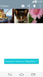 Transferir fotos vía Bluetooth - LG G3 D855 - Passo 11