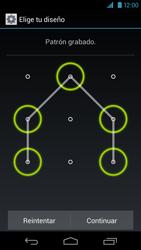 Desbloqueo del equipo por medio del patrón - Motorola RAZR HD  XT925 - Passo 9