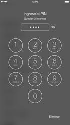 Activa el equipo - Apple iPhone 6 - Passo 6