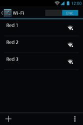 Configura el WiFi - Motorola RAZR D1 XT914 - Passo 6