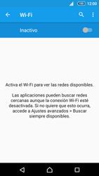 Configura el WiFi - Sony Xperia Z5 Compact - E5823 - Passo 5