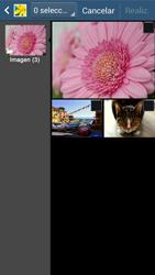 Envía fotos, videos y audio por mensaje de texto - Samsung Galaxy Zoom S4 - C105 - Passo 17