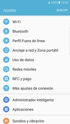 Desactiva tu conexión de datos - Samsung Galaxy S7 Edge - G935 - Passo 3