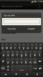 Configura el Internet - HTC One S - Passo 12
