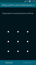 Desbloqueo del equipo por medio del patrón - Samsung Galaxy Alpha - G850 - Passo 9