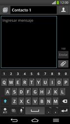 Envía fotos, videos y audio por mensaje de texto - LG G Flex - Passo 8
