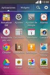 Configura el Internet - LG L40 - Passo 3